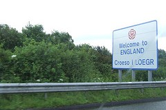 """Welcome To England"" by garethjmsaunders"
