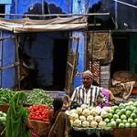 """In the Jodhpur Market"" by Zé Eduardo..."