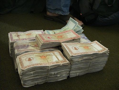 """Zimbabwe Cash"" by Jared_Oakes"